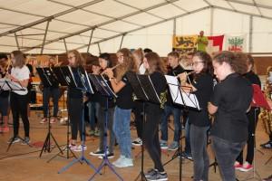 Gemeinschafts Konzert Jungmusiken 2017