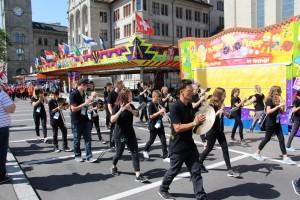Welt Jugendmusik Festival Zürich